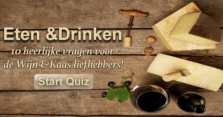 10 heerlijke vragen voor de Wijn en Kaas liefhebbers!