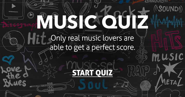 Are you a real Music lover?