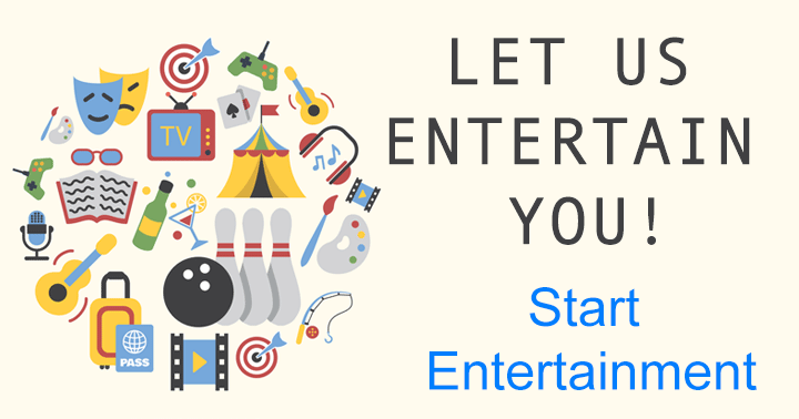 Let us entertain you with this Entertainment Quiz