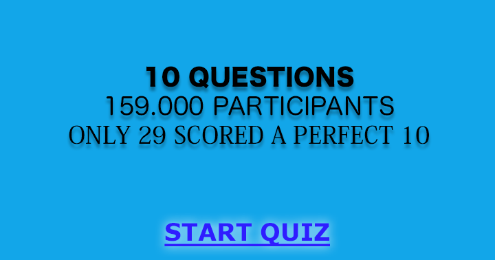 Are you one of those smart participants who can score a perfect 10