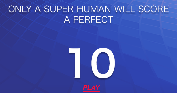 Are you a super Human ?