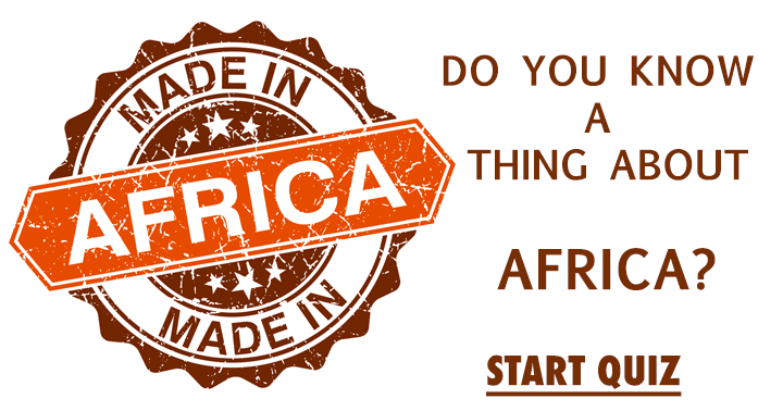 A Quiz About Africa!