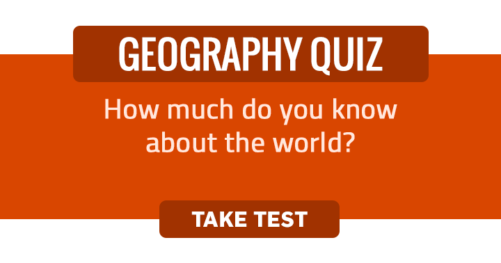 How much do you know about our planet?