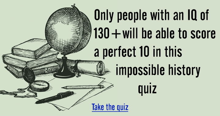 Is your IQ 130+ ?