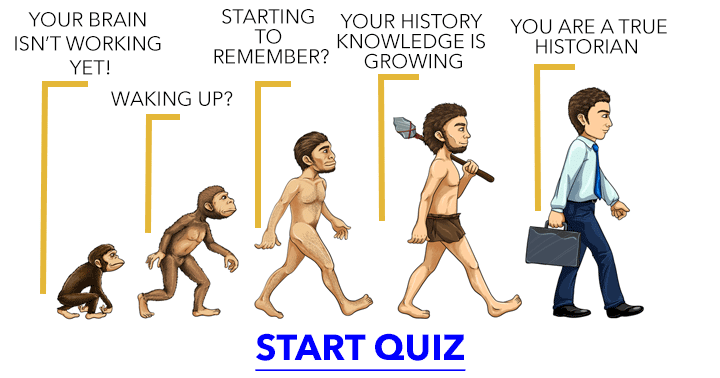 Will your brain preform in this History quiz?