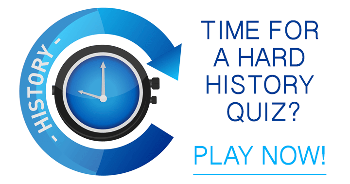 Do you have the time for a hard history quiz?