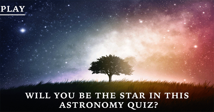 Are you a star?