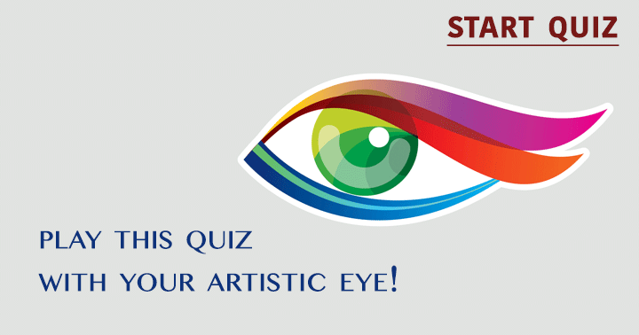 You really need an artistic eye to do this hard art quiz!