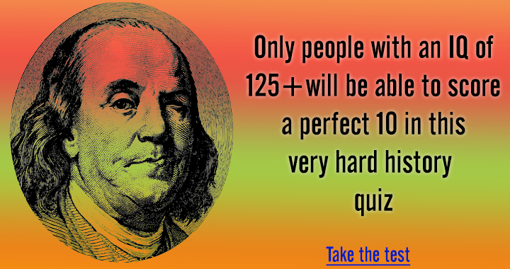 Only if your IQ is high enough you will stand a chance