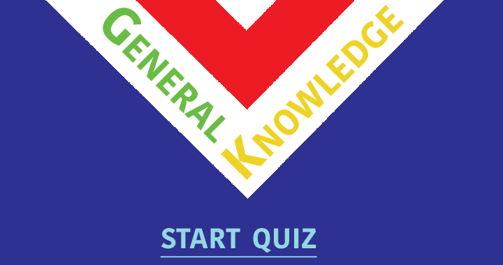 Good Luck In This Hard General Knowledge Quiz