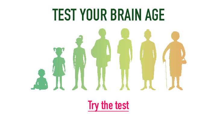 Test your brain age (General Knowledge Quiz)