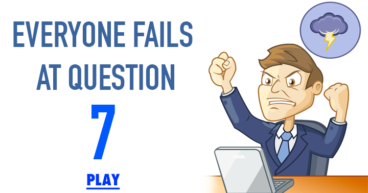 Do you know the answer to question 7?