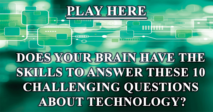 Does your brain have the skills for this technology quiz?
