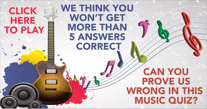 Prove us wrong!