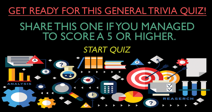 Are you ready for this trivia quiz?