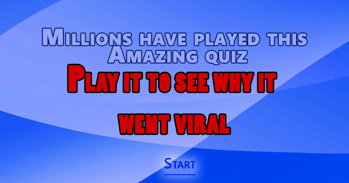 Click to see why this quiz is so popular