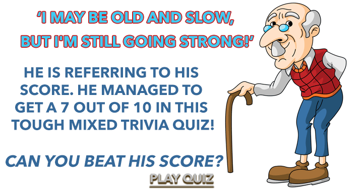 Can you beat his score?
