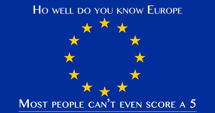 European geography