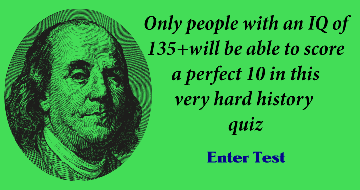 Are you smart enough to score a 10?