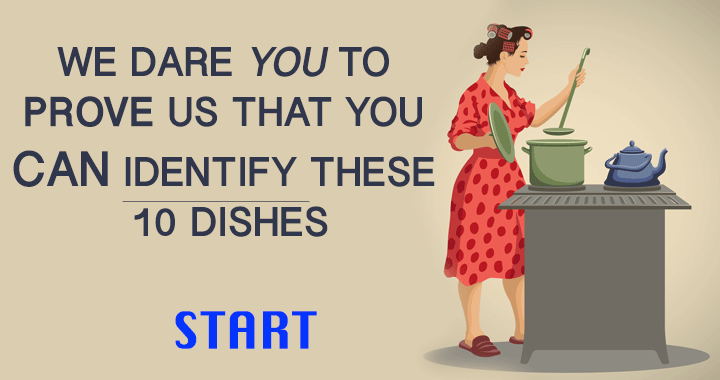 Only people younger than 50 seem to know these dishes.