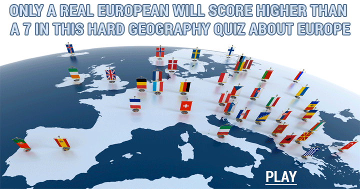 Can you beat the European?