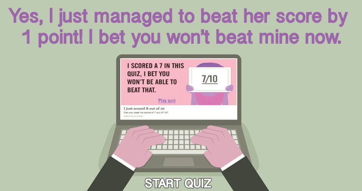 We think it is impossible to score a 9 or 10 in this hard general knowledge quiz!