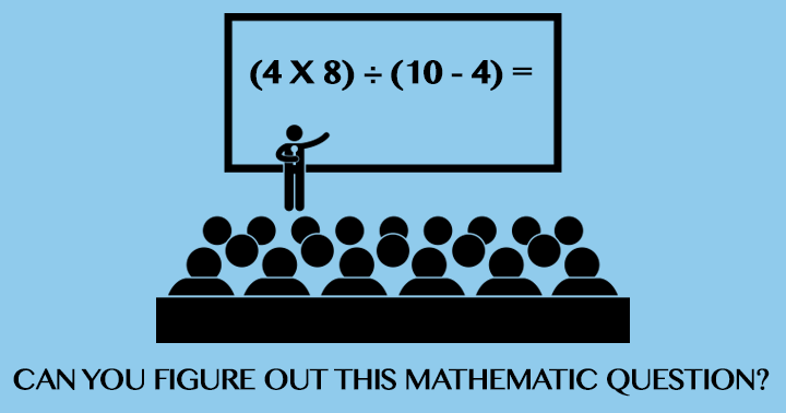 Time for a hard math quiz?