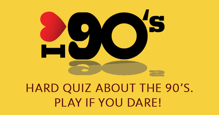 We loved the 90's but we didn't know all the answers to these questions!