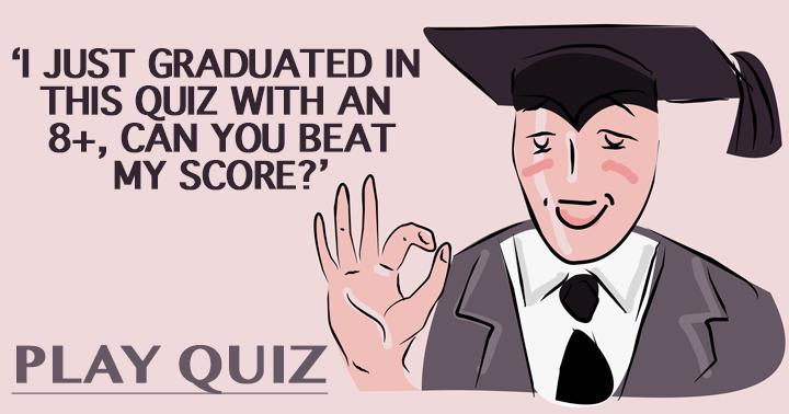 I scored an 8