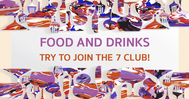Can you join the 7 club in this food and beverage quiz?