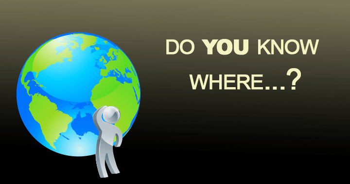 Can you tell us where?