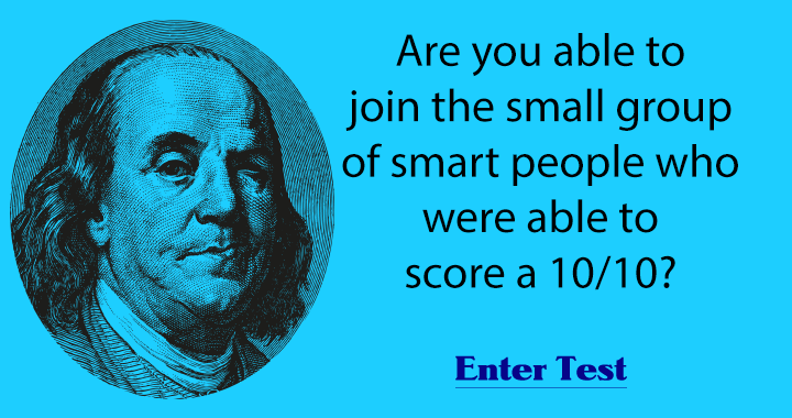 Hardly anyone is able to beat these 10 history questions!