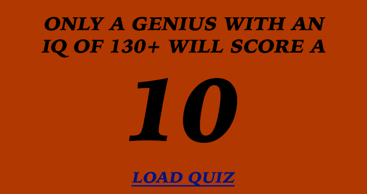 Are you a genius or just another average player?