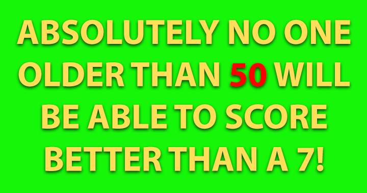 Over 50? Dare to try?