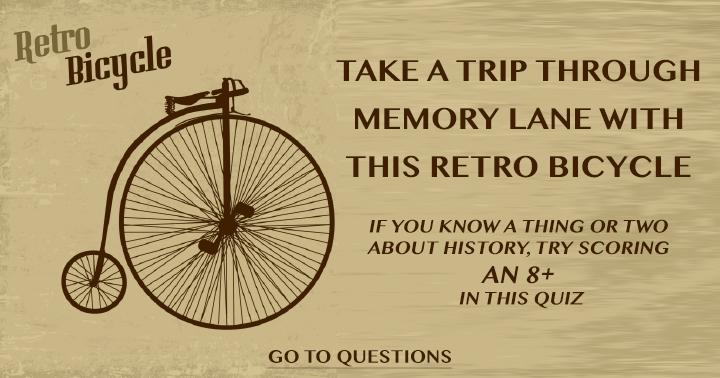 Trip through memory lane!