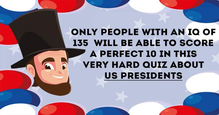 Quiz About US Presidents