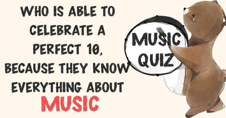 Unbeatable Music Quiz